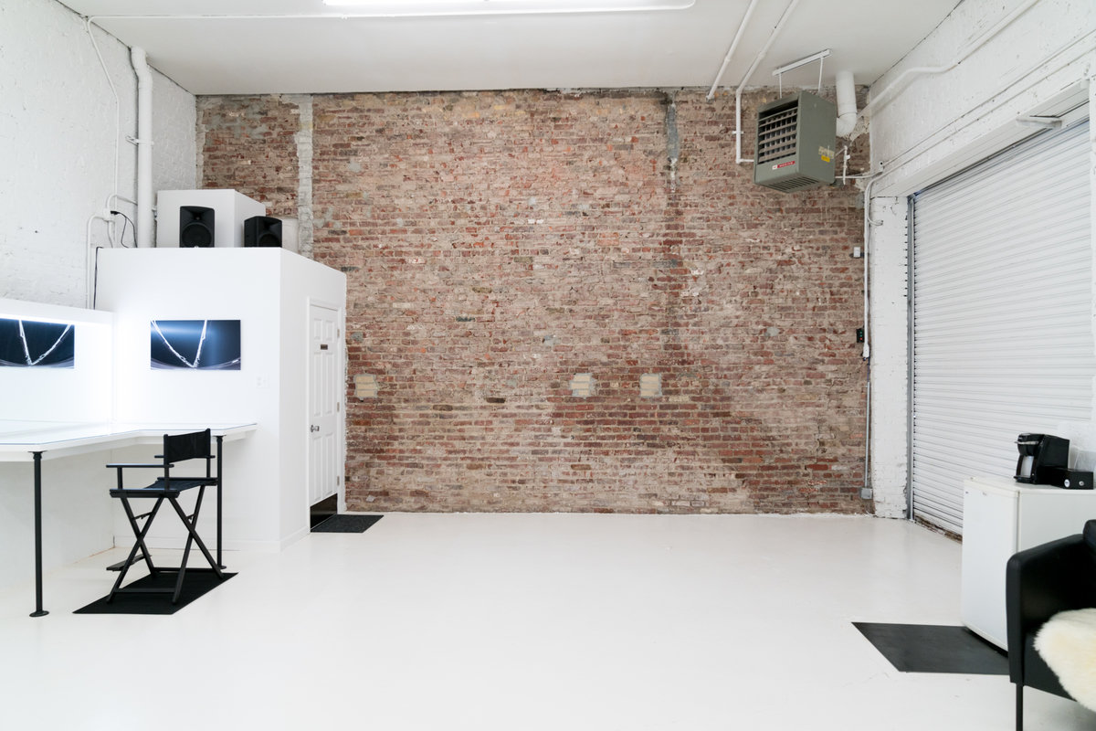 Storefront listing White-Box Studio in Astoria in Astoria, Queens, United States.