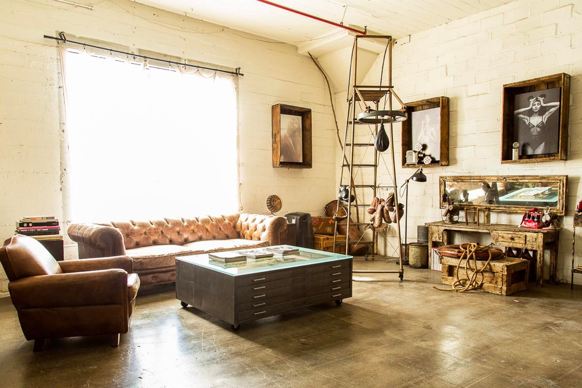 Storefront listing Special Studio in the Arts District in Arts District, Los Angeles, United States.