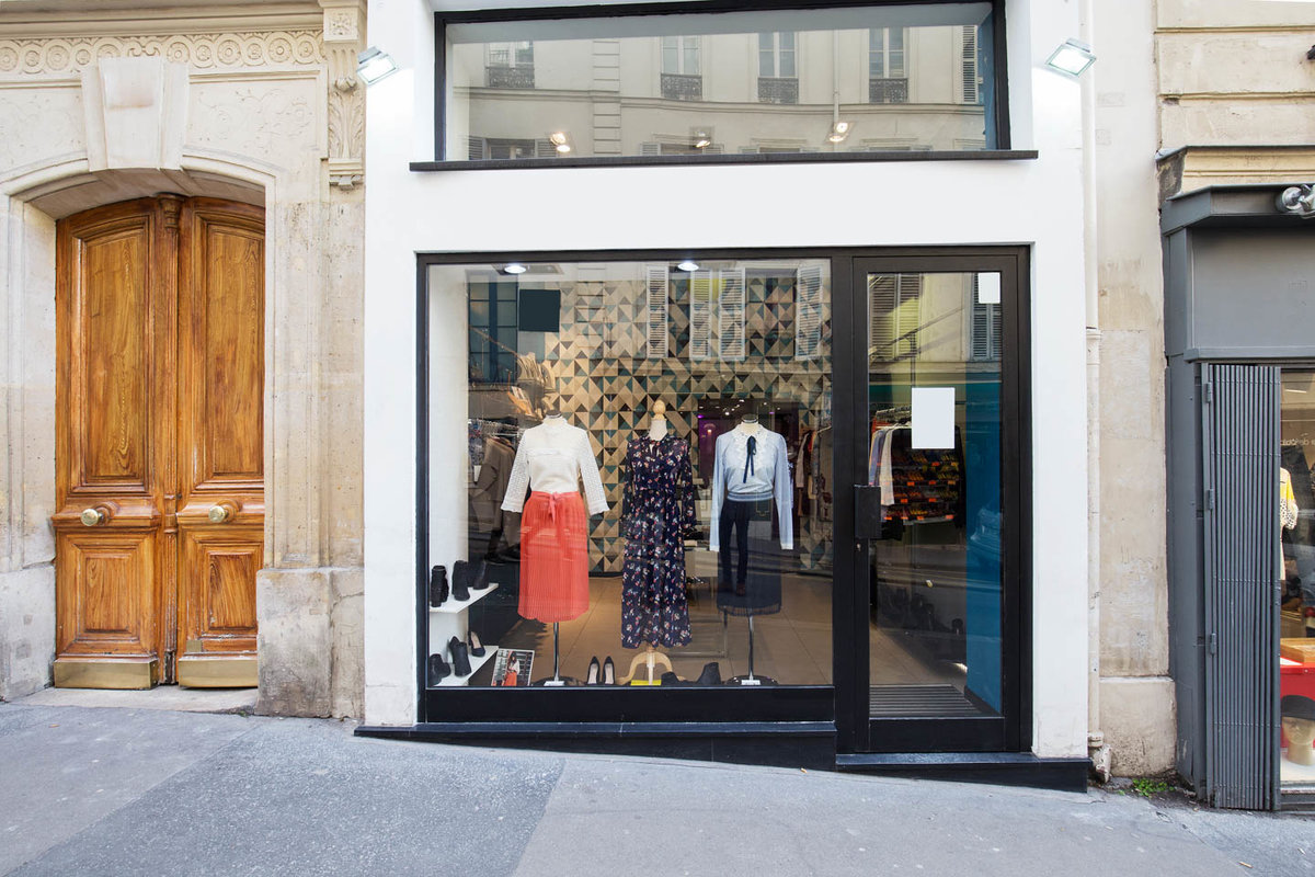 Storefront listing Pop-Up Shop in Pigalle in Pigalle, Paris, France.