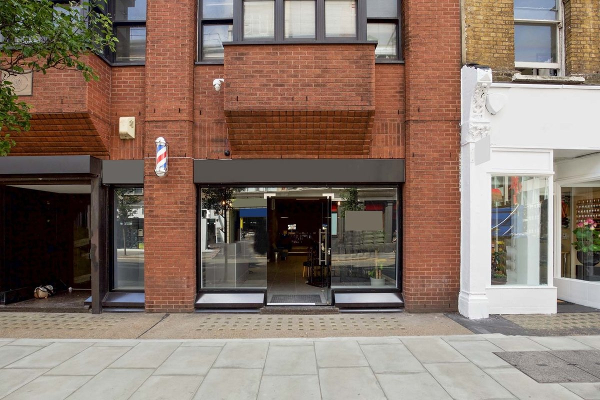 Storefront listing Modern Basement Marylebone Space in Marylebone, London, United Kingdom.