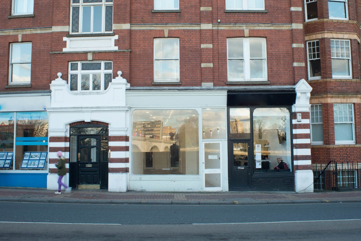 Storefront listing Newly Refurbished Putney Pop Up, London, United Kingdom.