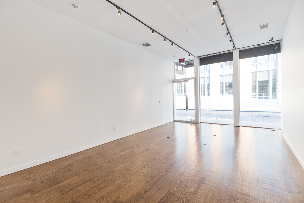 Storefront listing Perfect Meatpacking Retail Space in Meatpacking District, New York, United States.