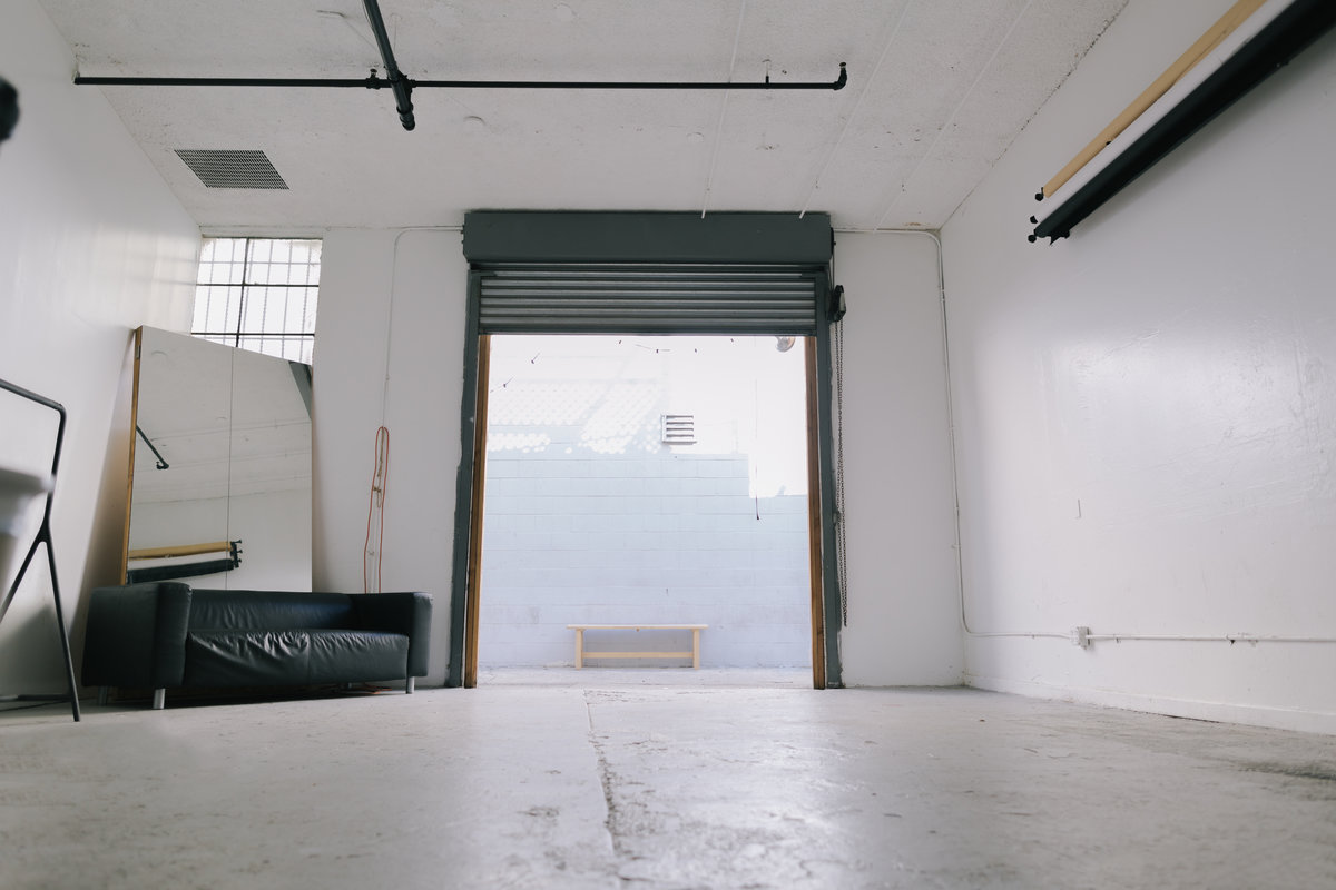 Storefront listing Flexible DTLA Studio Space in Downtown, Los Angeles, United States.