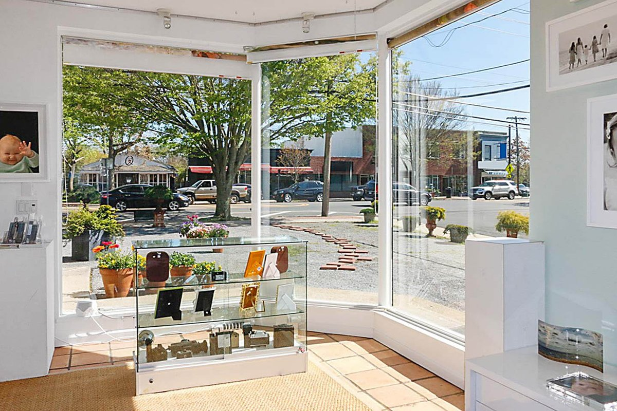 Espace Storefront Pop-Up Store in Bridgehampton dans Bridgehampton, Bridgehampton, United States.