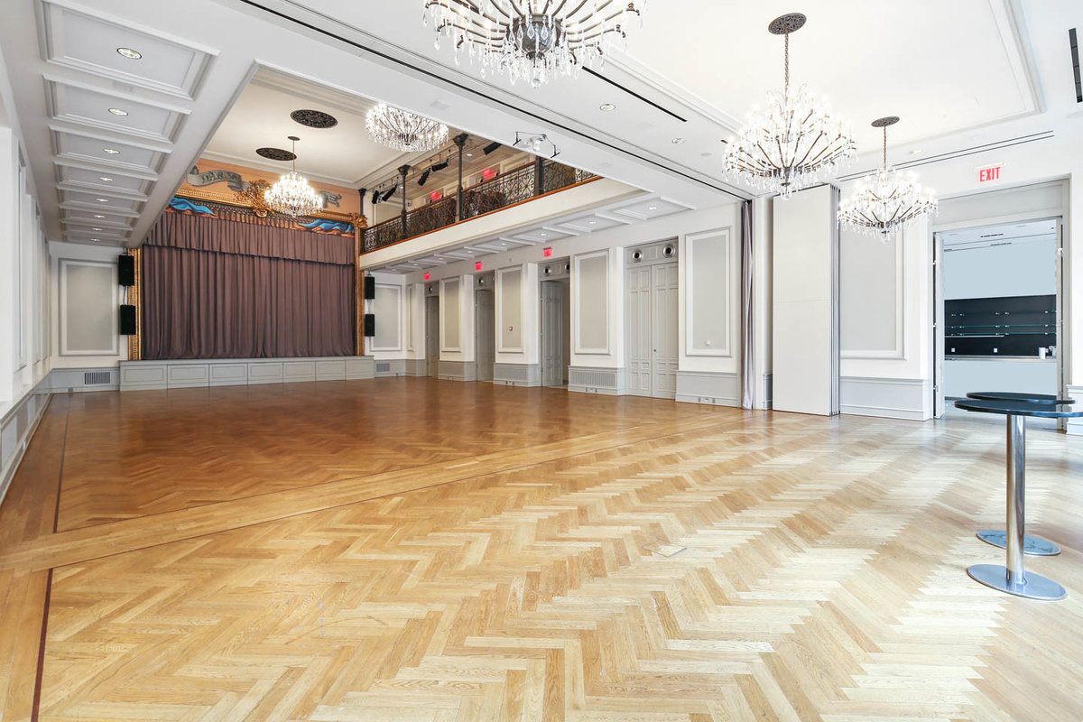 Espace Storefront Upper East Side Grand Ballroom dans Upper East Side, New York, United States.