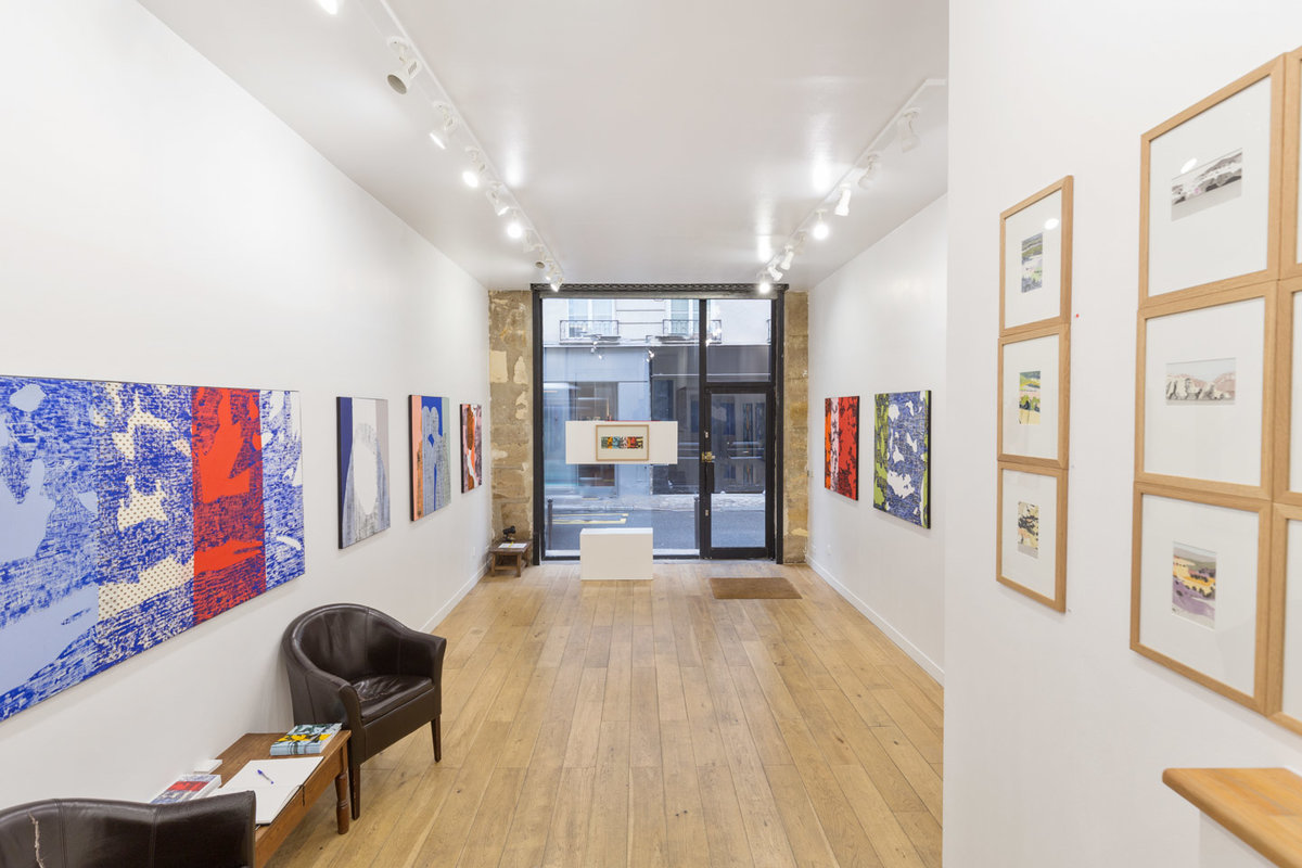 位於FranceParisSaint Germain des Près的Gallery Space in Saint-Germain