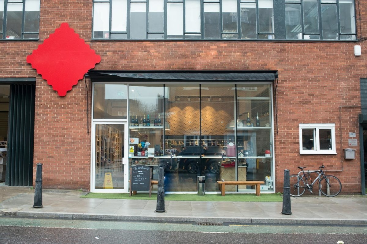 Storefront listing Contemporary Whitechapel Venue in Whitechapel, London, United Kingdom.