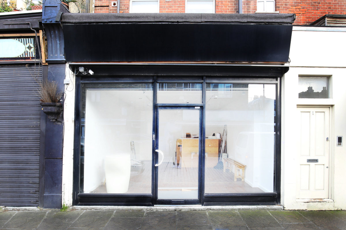 Storefront listing Trendy Pop-Up Shop in Islington in Angel / Islington, London, United Kingdom.