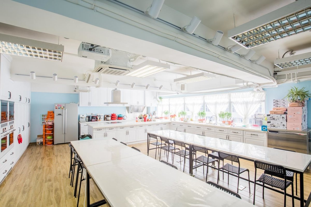Storefront listing Food Event Space in Cheung Sha Wan in Cheung Sha Wan, , Hong Kong.