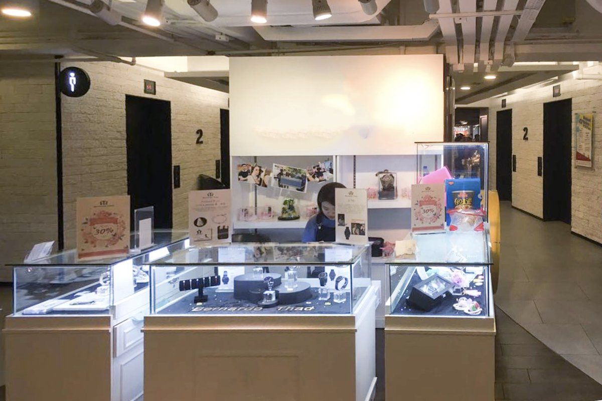 Storefront listing Pop-Up Mall Booth in Lai Chi Kok (X6,2/F) in Lai Chi Kok, Hong Kong, Hong Kong.