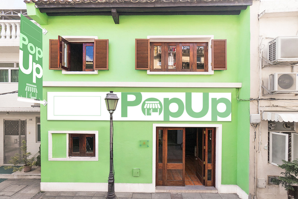 位於MacauMacau的Taipa Village Pop Up Shop