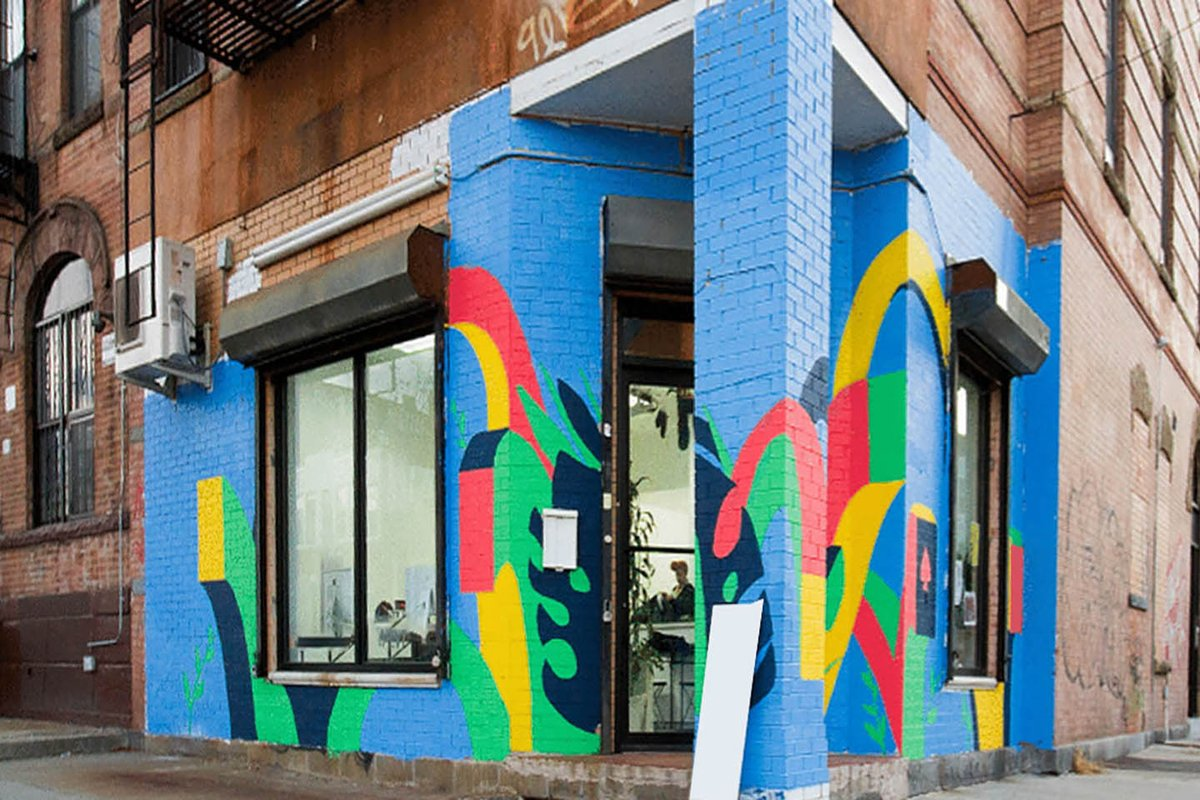 Storefront listing Open, Modern and Bright Art Gallery/Event Space in Bushwick, Brooklyn, United States.