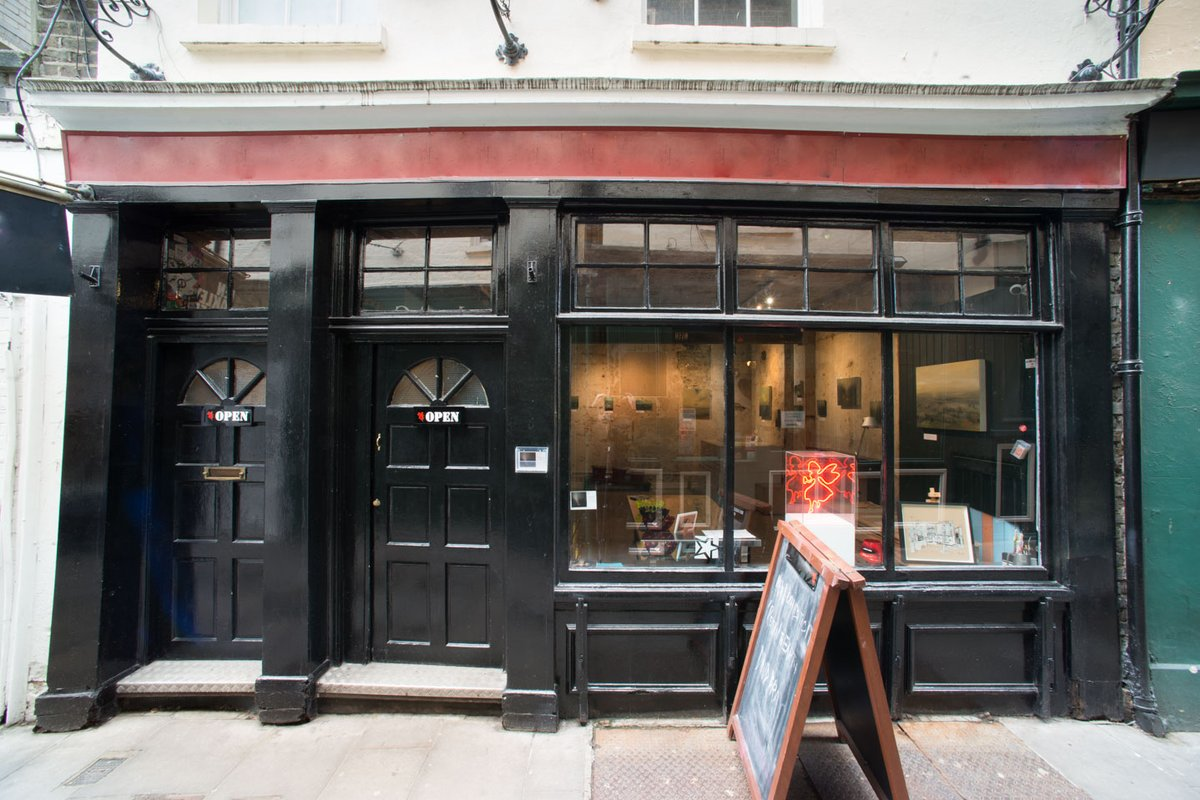 Storefront listing Greenwich Market Pop Up in Greenwich, London, United Kingdom.