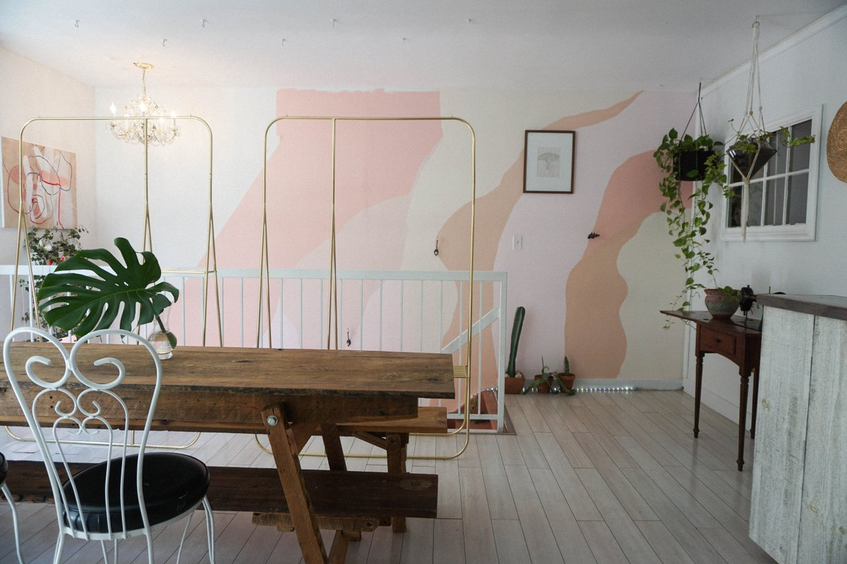 Storefront listing Creative LES Studio Space in Lower Manhattan, New York, United States.