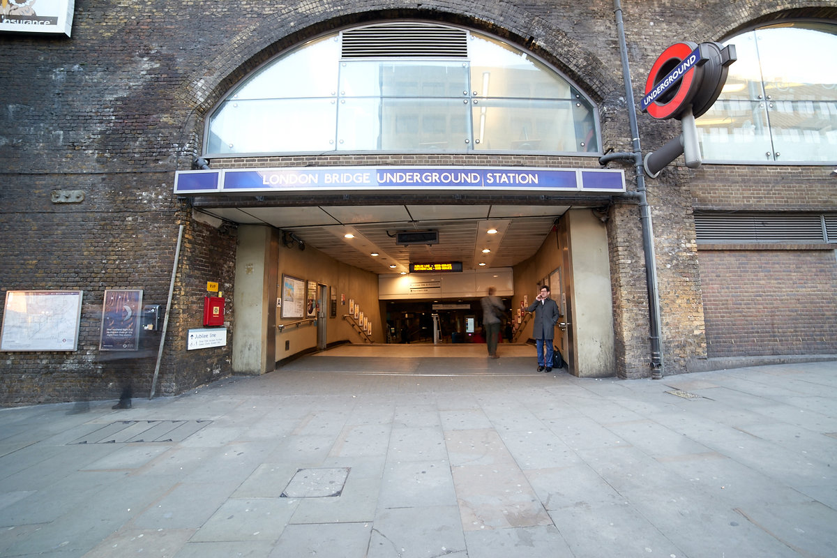 Storefront listing London Bridge Station Space in London Bridge, London, United Kingdom.