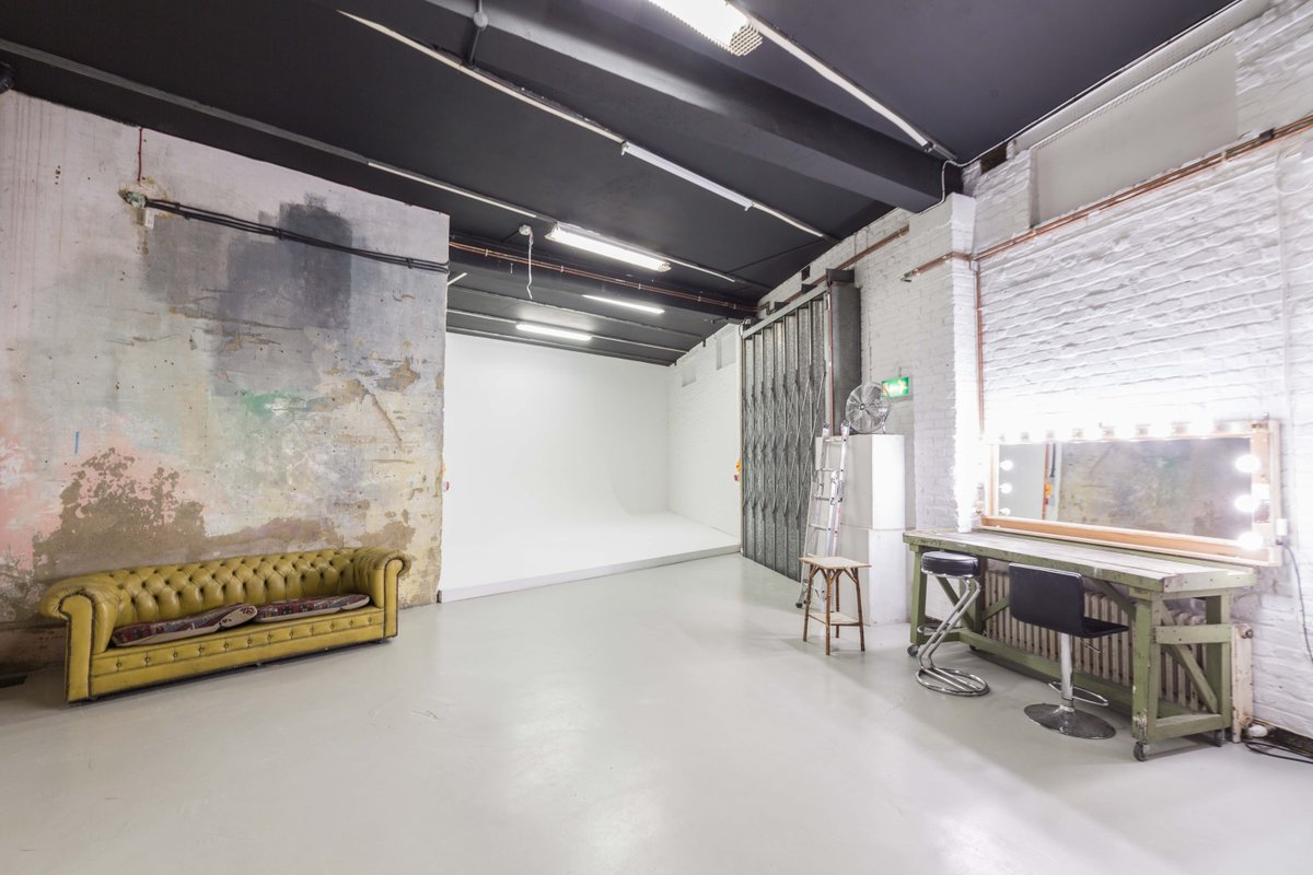 Storefront listing Bethnal Green Studio Event Space in Cambridge Heath, London, United Kingdom.