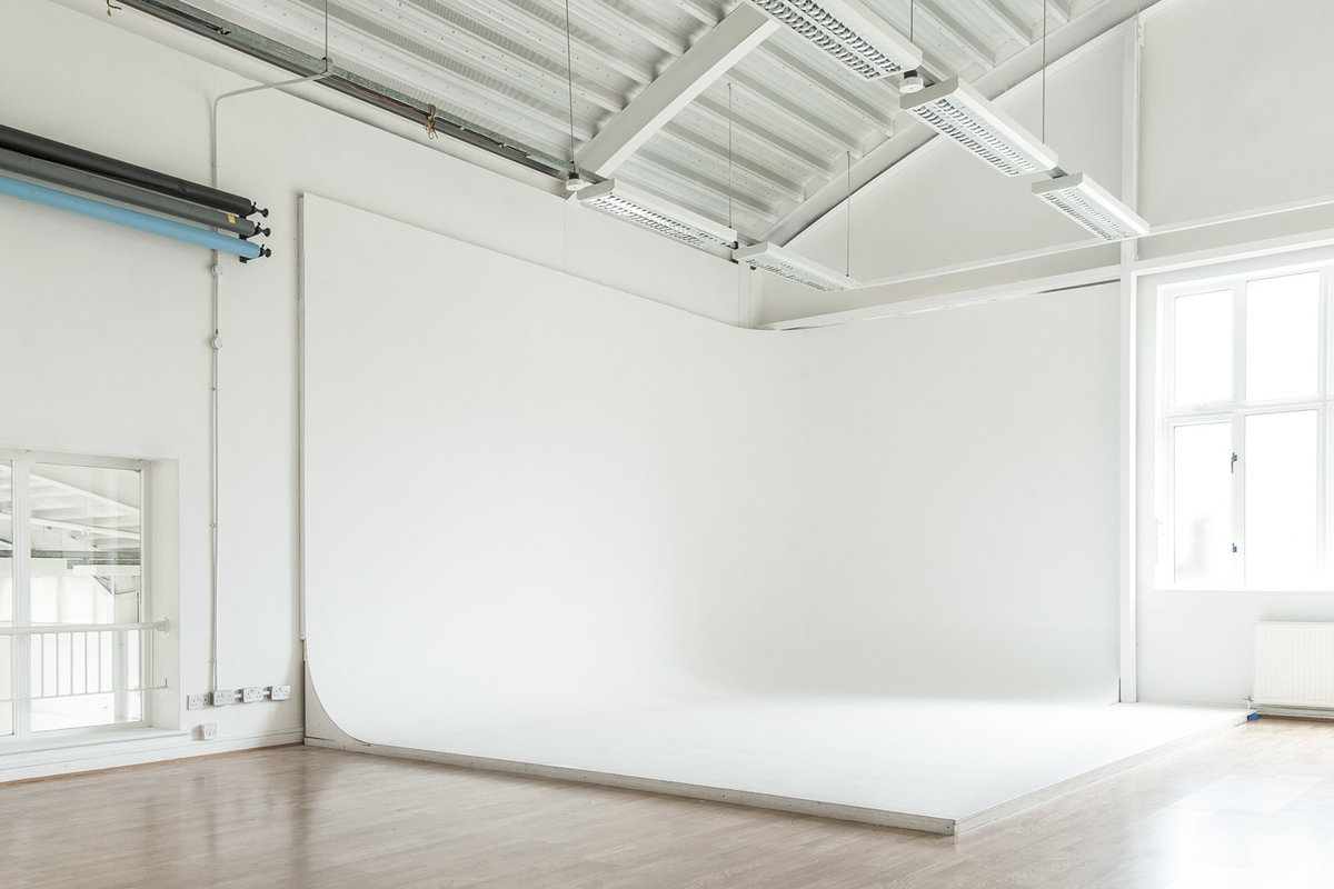 Storefront listing Bright Studio in Hackney Wick in Hackney, London, United Kingdom.
