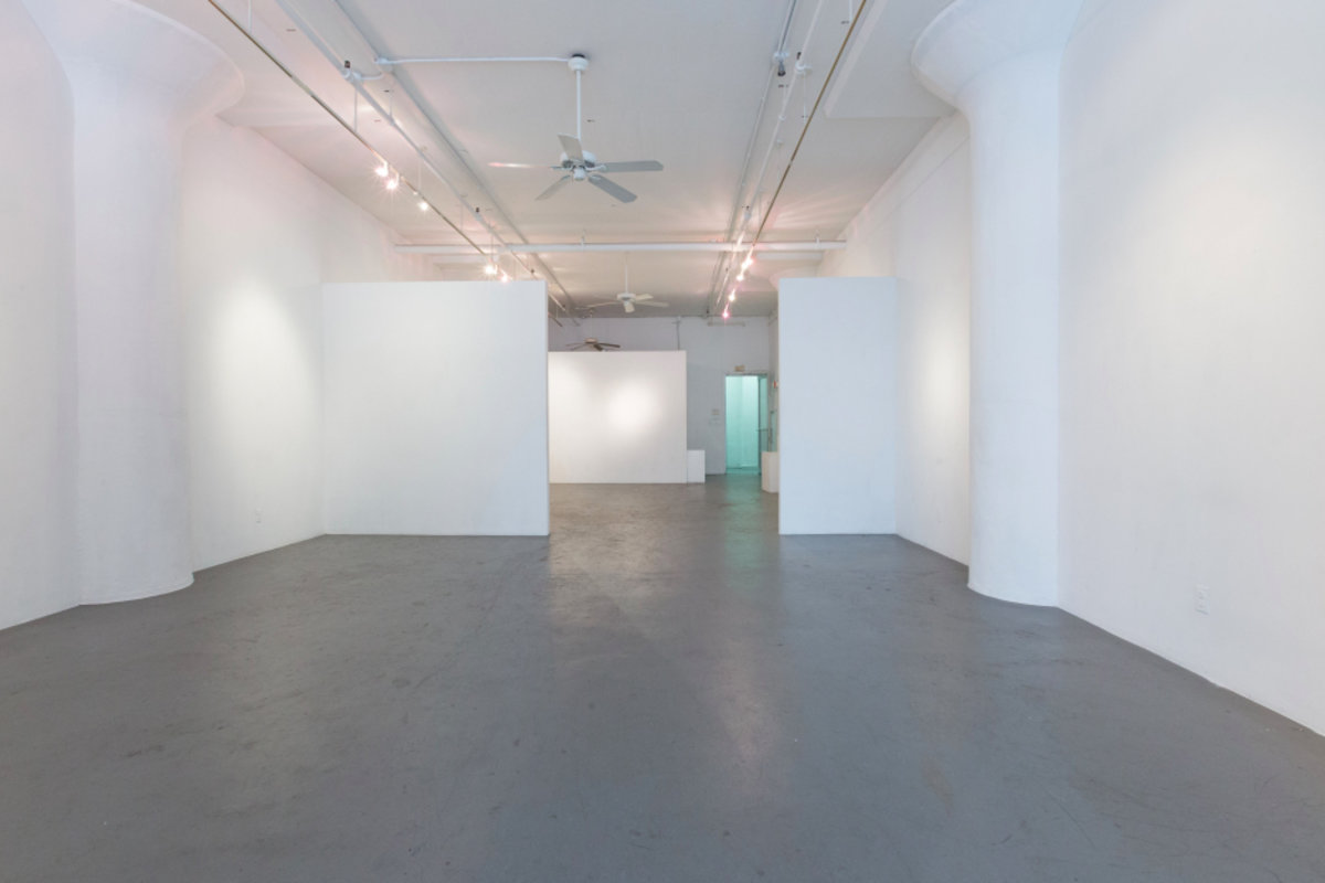 Storefront listing Spacious Gallery in Artsy Chelsea in Chelsea, New York, United States.
