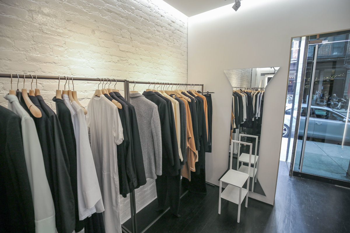 Storefront listing Elegant Nolita Pop-Up Shop in Nolita, New York, United States.