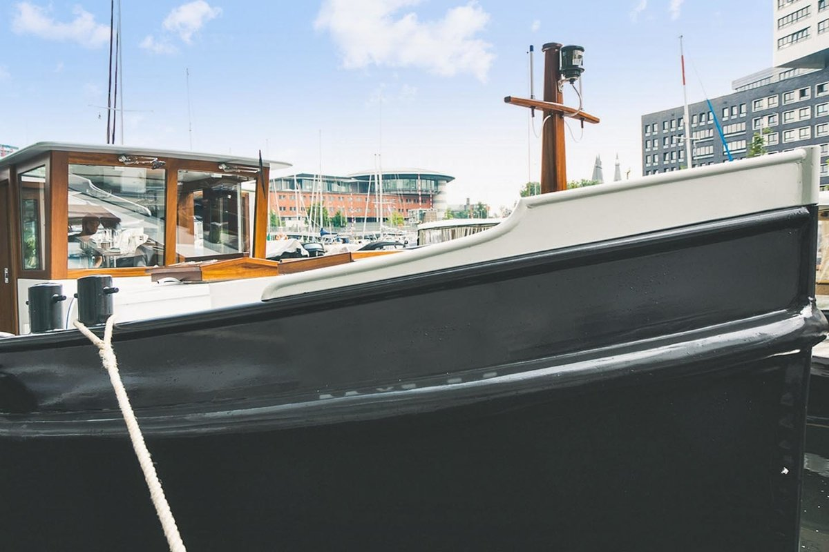 Espace Storefront One-of-a-kind Boat in the City Center dans , Amsterdam, Netherlands.
