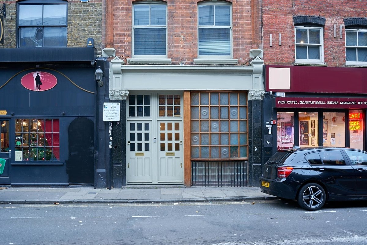 Storefront listing Creative Whitechapel Venue in Whitechapel, London, United Kingdom.