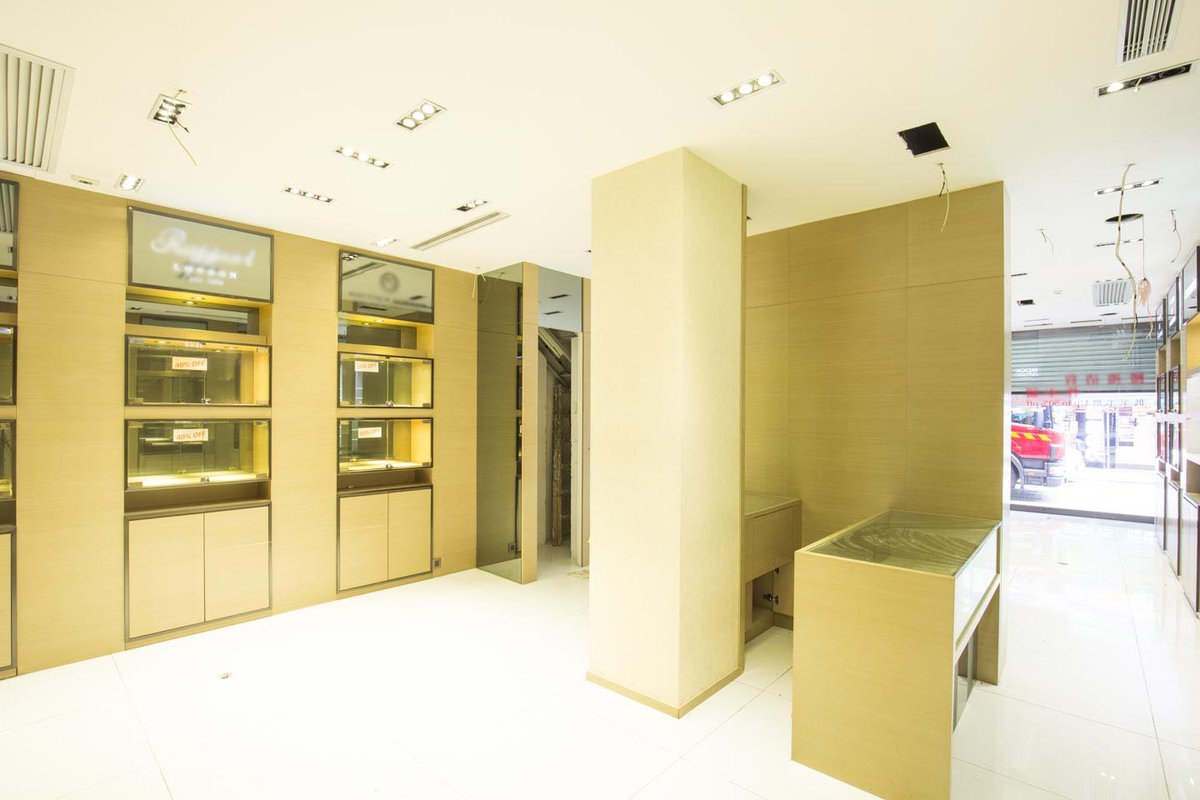 Storefront listing Three-Storey Pop-Up Shop in TST in Tsim Sha Tsui, Hong Kong, Hong Kong.