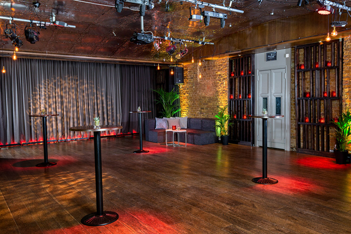 Storefront listing Large Characterful Soho Venue in Soho, London, United Kingdom.