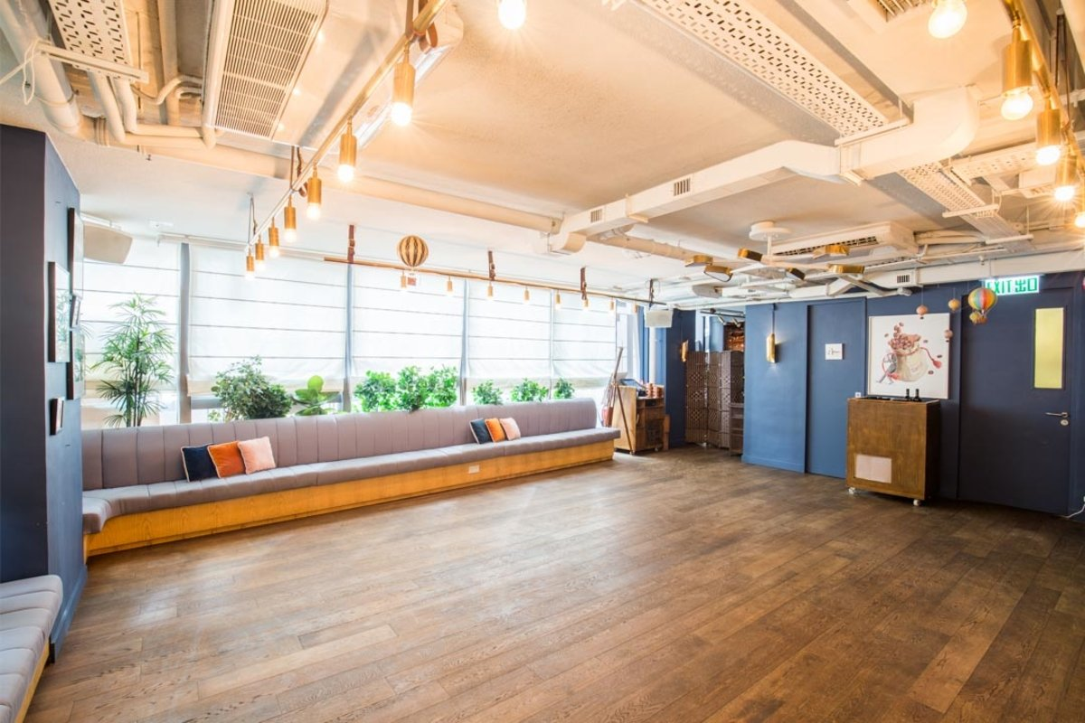 Storefront listing Contemporary Loft in Central in Central, Hong Kong, Hong Kong.
