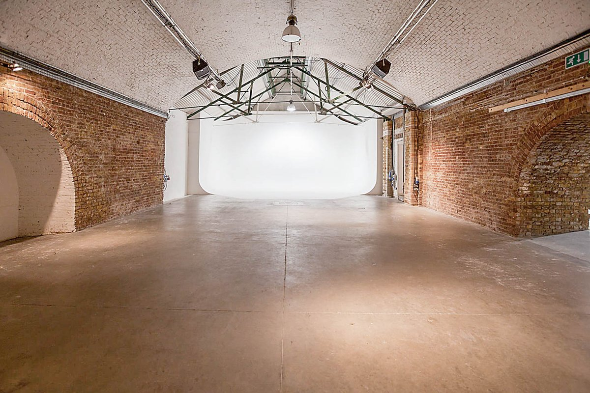 Storefront listing Studio Space in Shoreditch in Shoreditch, London, United Kingdom.