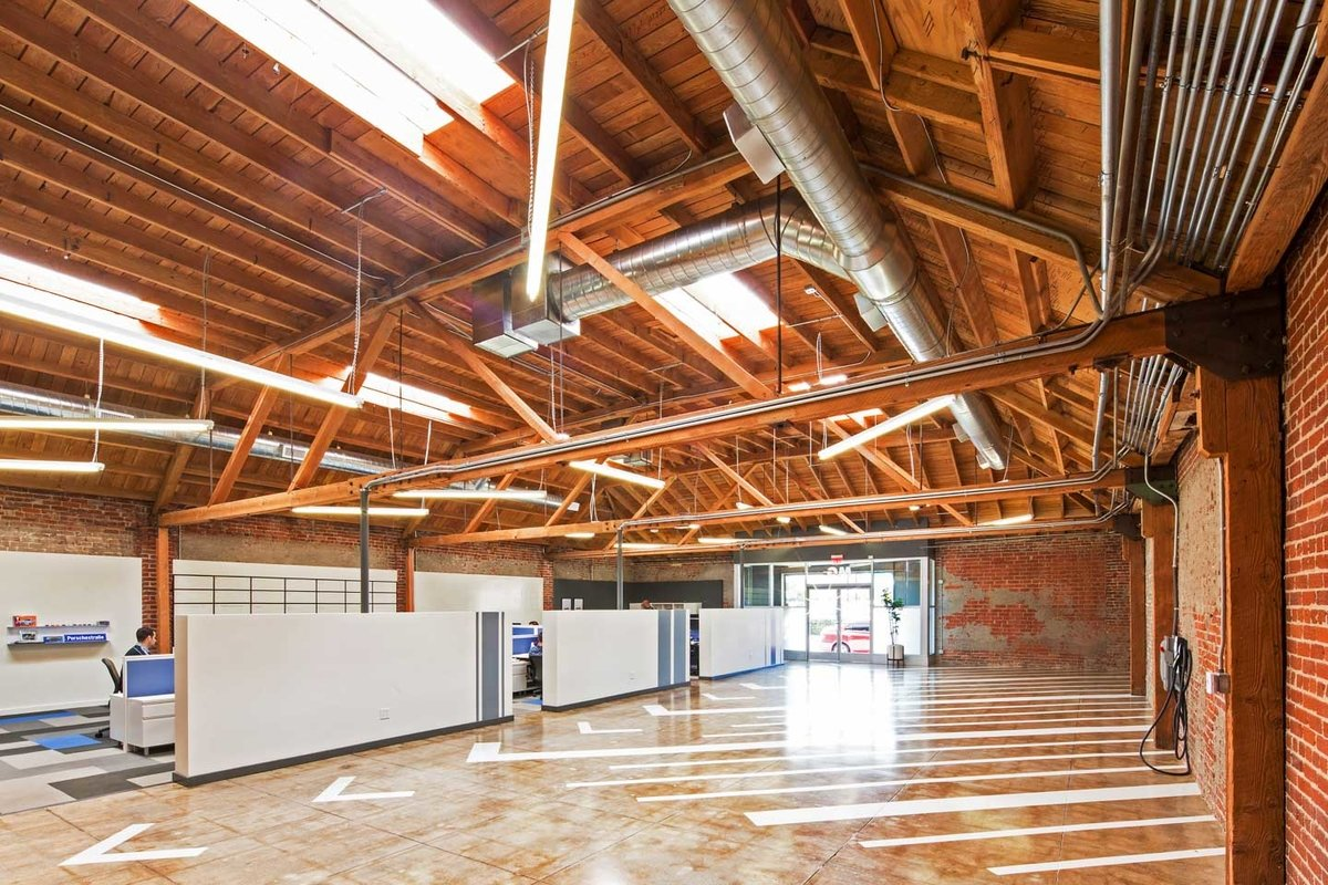 Storefront listing Incredible LA Event Space in Downtown, Los Angeles, United States.