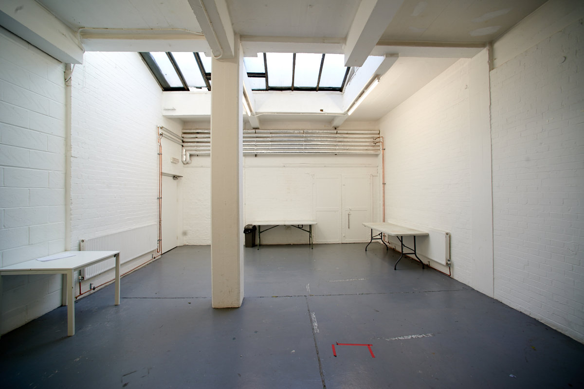 Storefront listing Intimate Hackney Gallery in Hackney, London, United Kingdom.