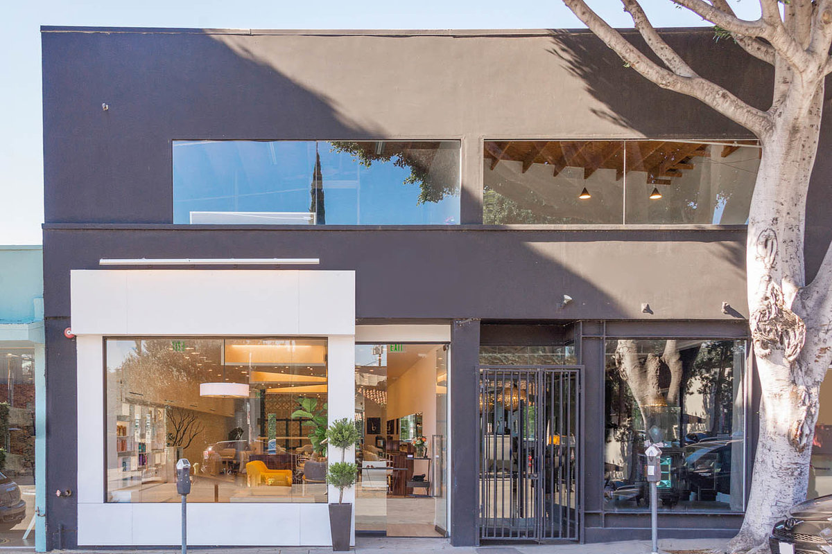 Storefront listing Pristine West-Hollywood Salon in West Hollywood, Los Angeles, United States.