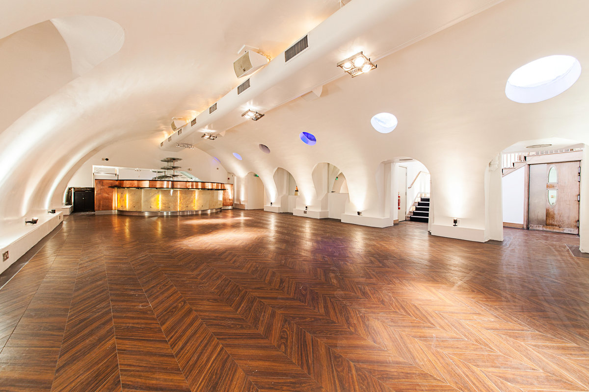 Storefront listing Sophisticated Charring Cross Venue in Covent Garden, London, United Kingdom.