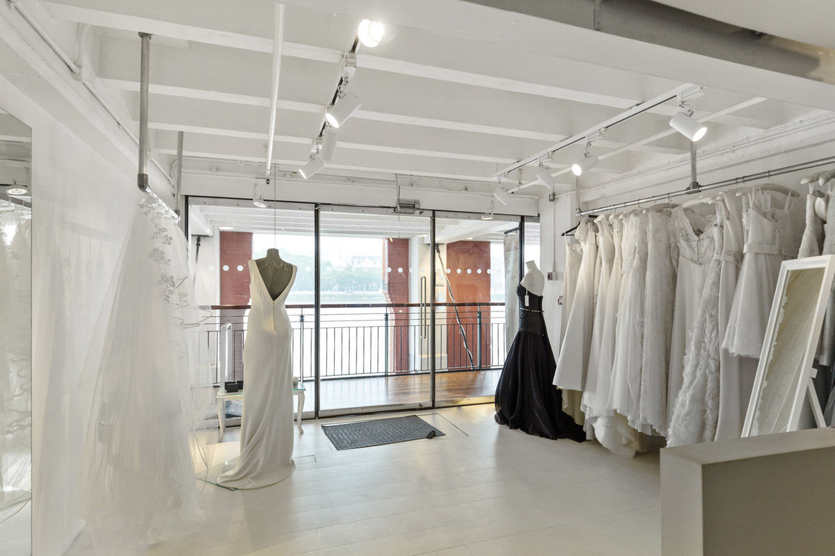 Storefront listing Exciting Riverside Retail Studio in Southwark, London, United Kingdom.
