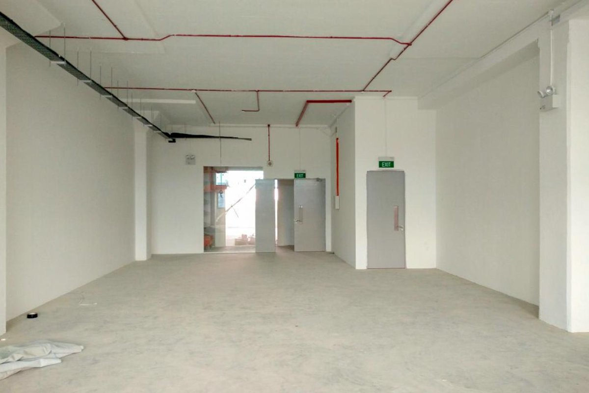 Storefront listing Raw spaces in Kallang Place, Singapore, Singapore.