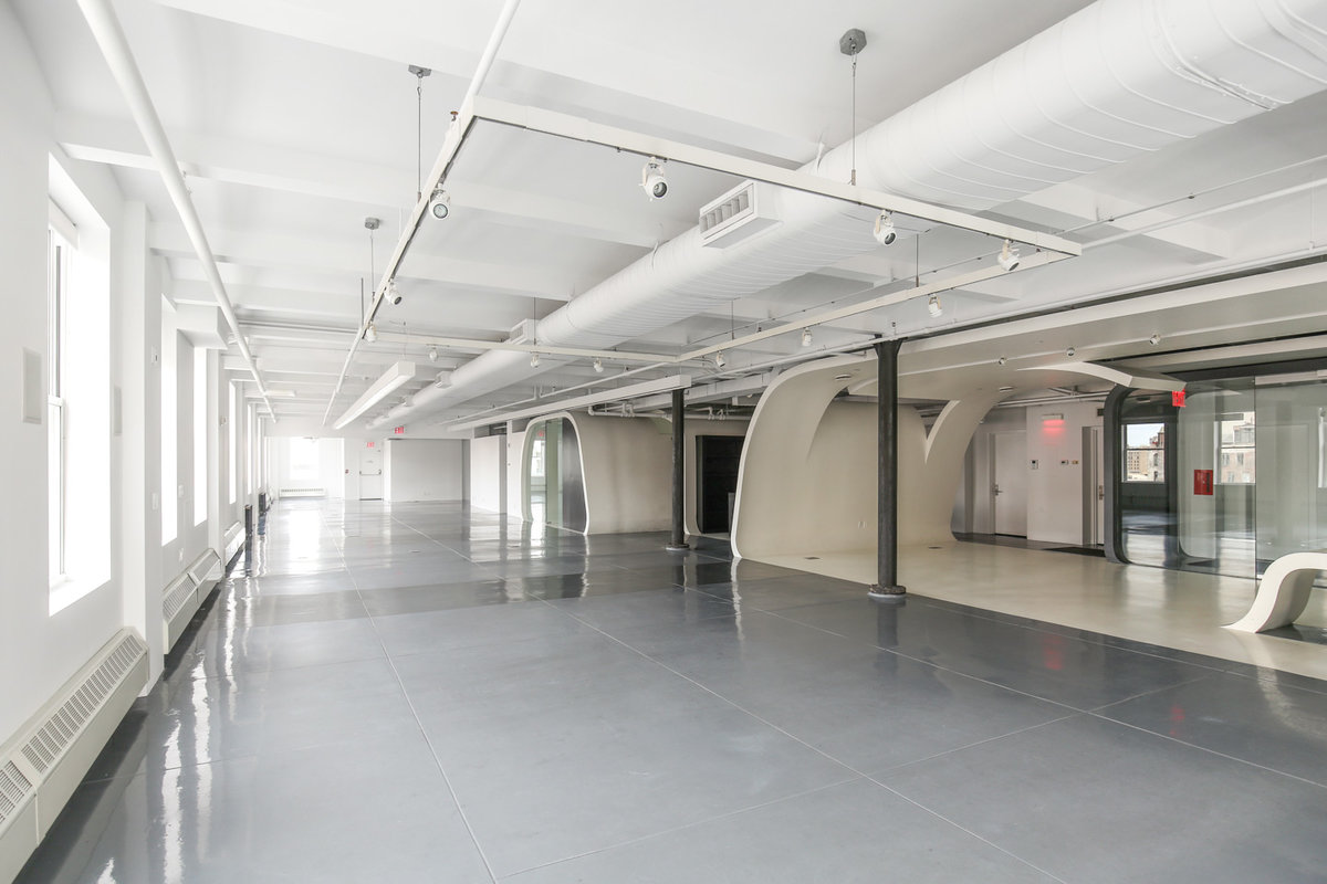 Storefront listing Multi-Purpose NoHo Space in Lower Manhattan, New York, United States.