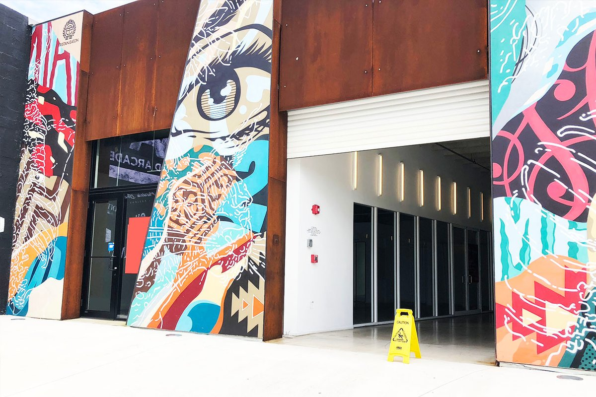 Storefront listing Funky Wynwood Pop-Up Space in Wynwood, Miami, United States.