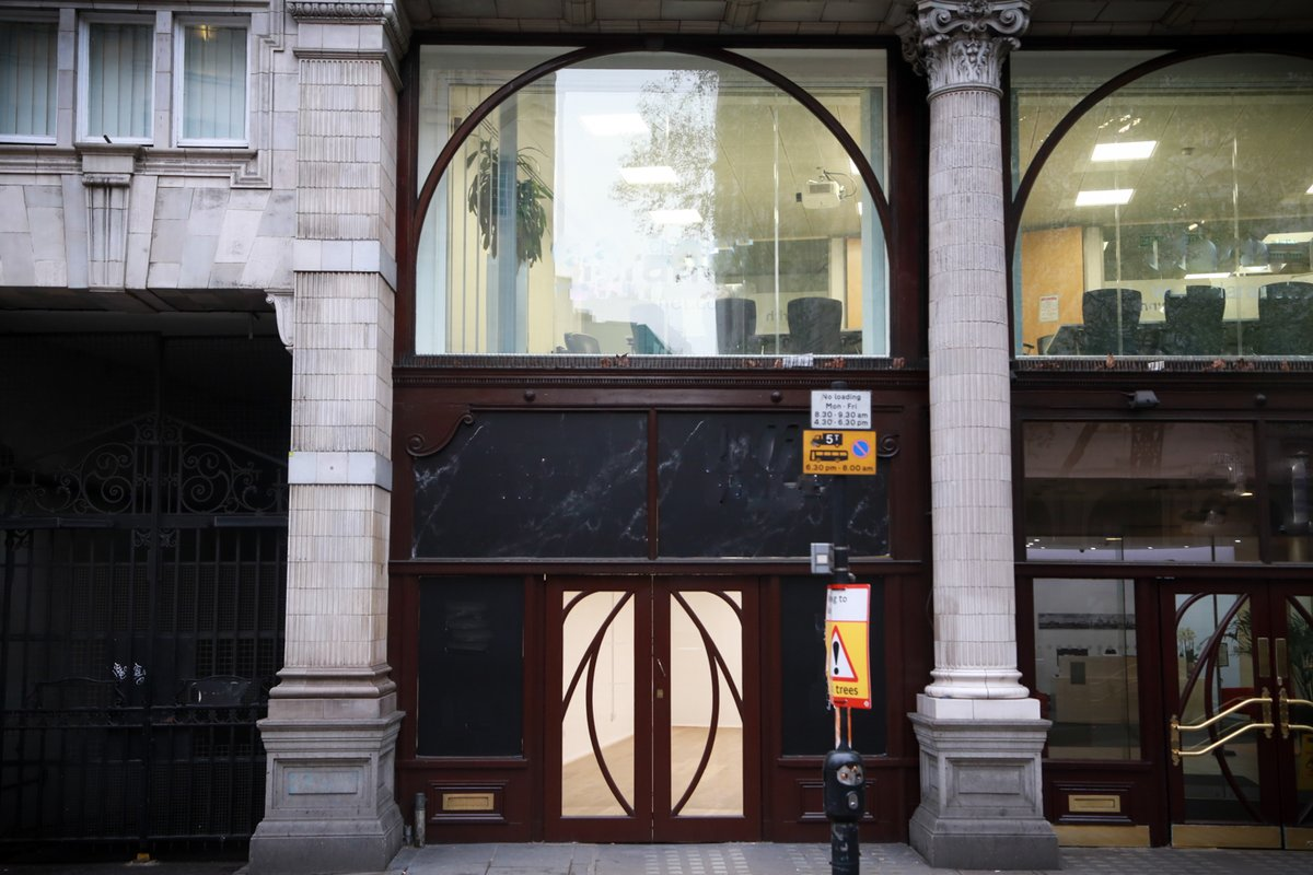 Storefront listing Prime Holborn Pop Up in Covent Garden, London, United Kingdom.