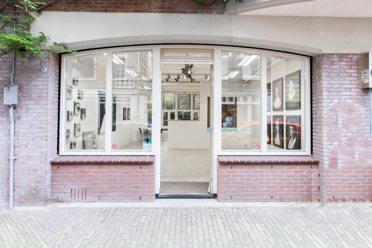 Storefront listing Showroom in the Jordaan in Jordaan, Amsterdam, Netherlands.