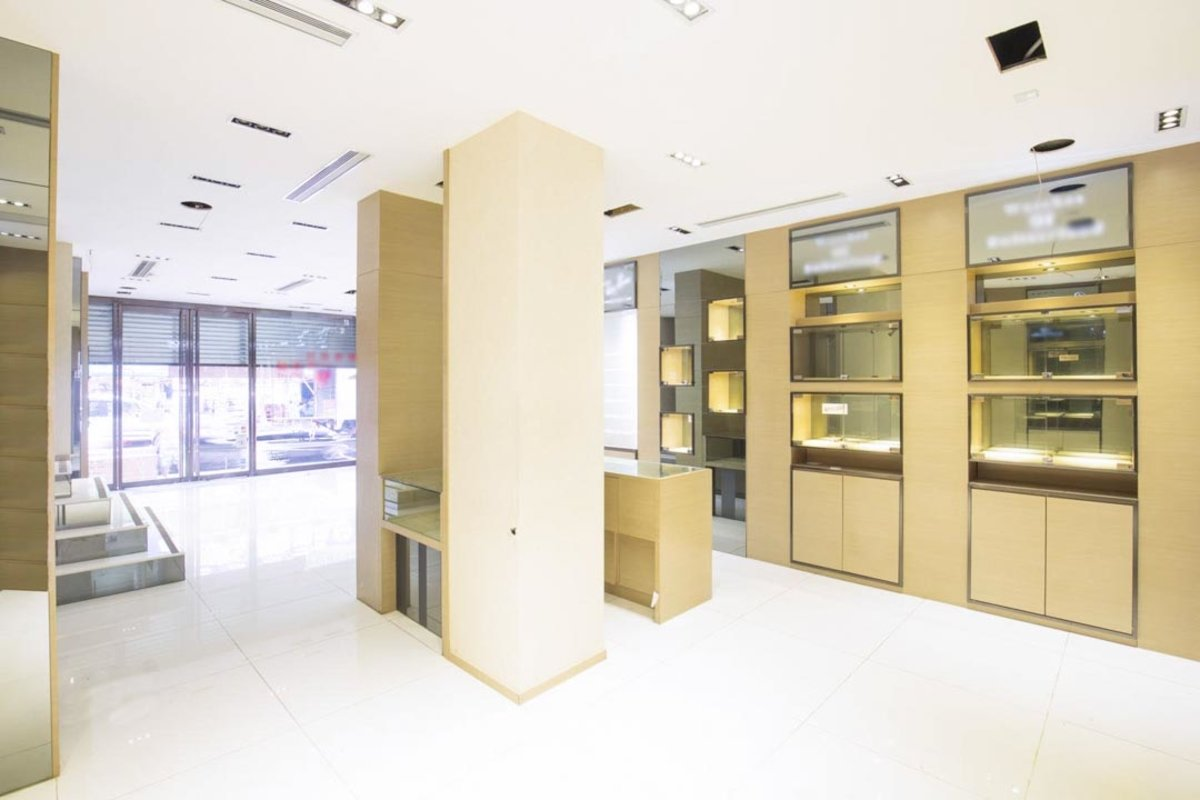 Storefront listing Elegant Shop in the Heart of TST in Tsim Sha Tsui, Hong Kong, Hong Kong.