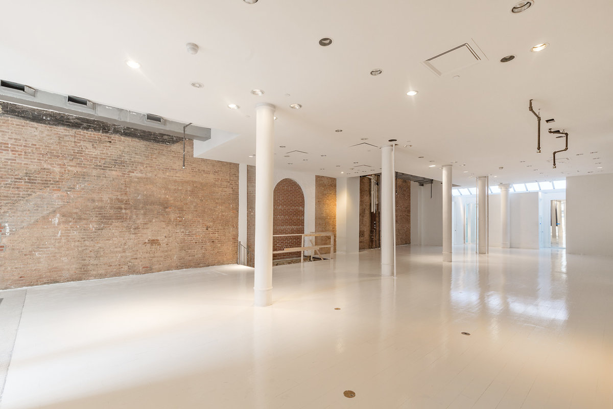 Storefront listing Retail Space in Top SoHo Location in Soho, New York, United States.
