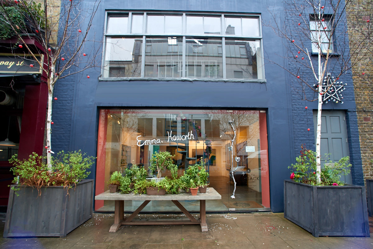 Storefront listing Eclectic Fitzrovia Pop Up in Fitzrovia, London, United Kingdom.