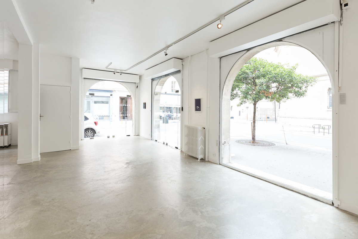 Espace Storefront Beautiful Le Marais Gallery dans Saint-Paul - Ile de Saint Louis, Paris, France.