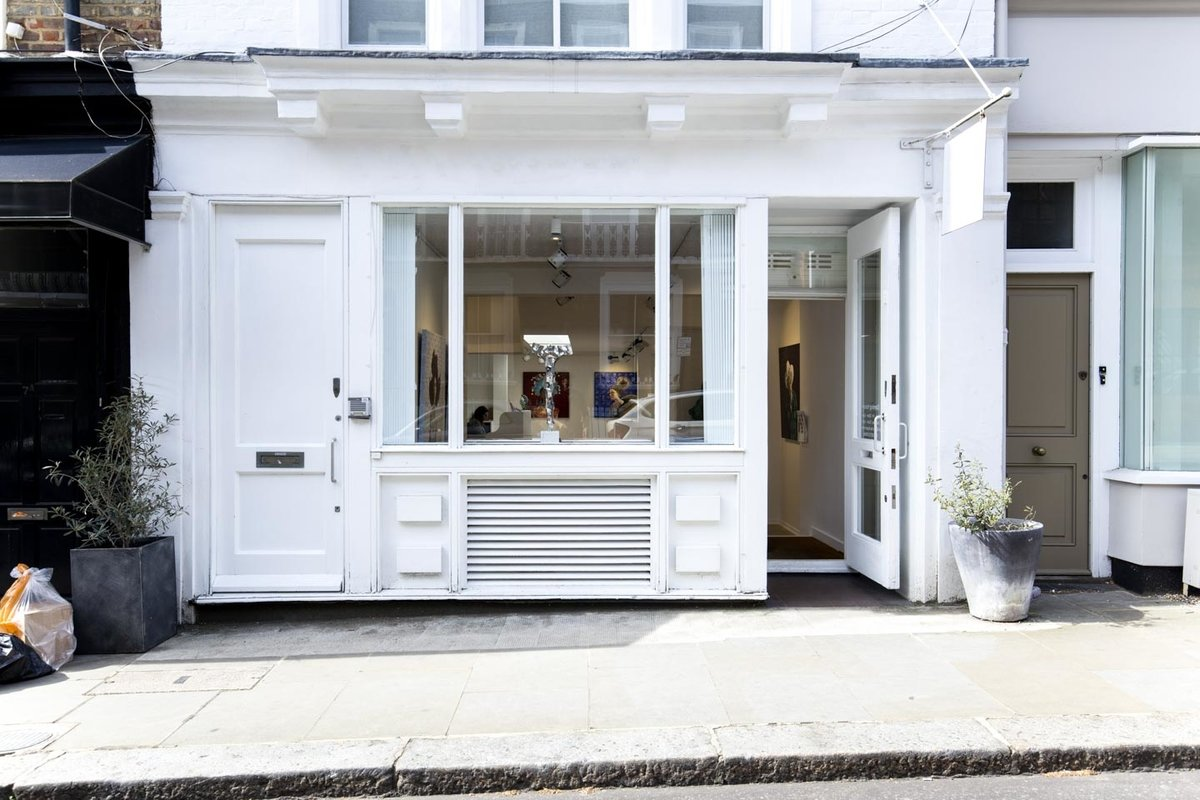Storefront listing Beautiful Pop-Up Shop in Notting Hill in Notting Hill, London, United Kingdom.