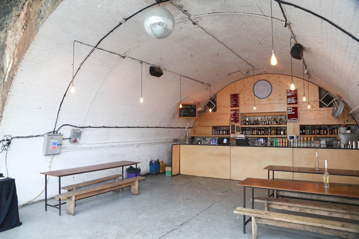 Storefront listing Cool Peckham Event Space in Peckham, London, United Kingdom.