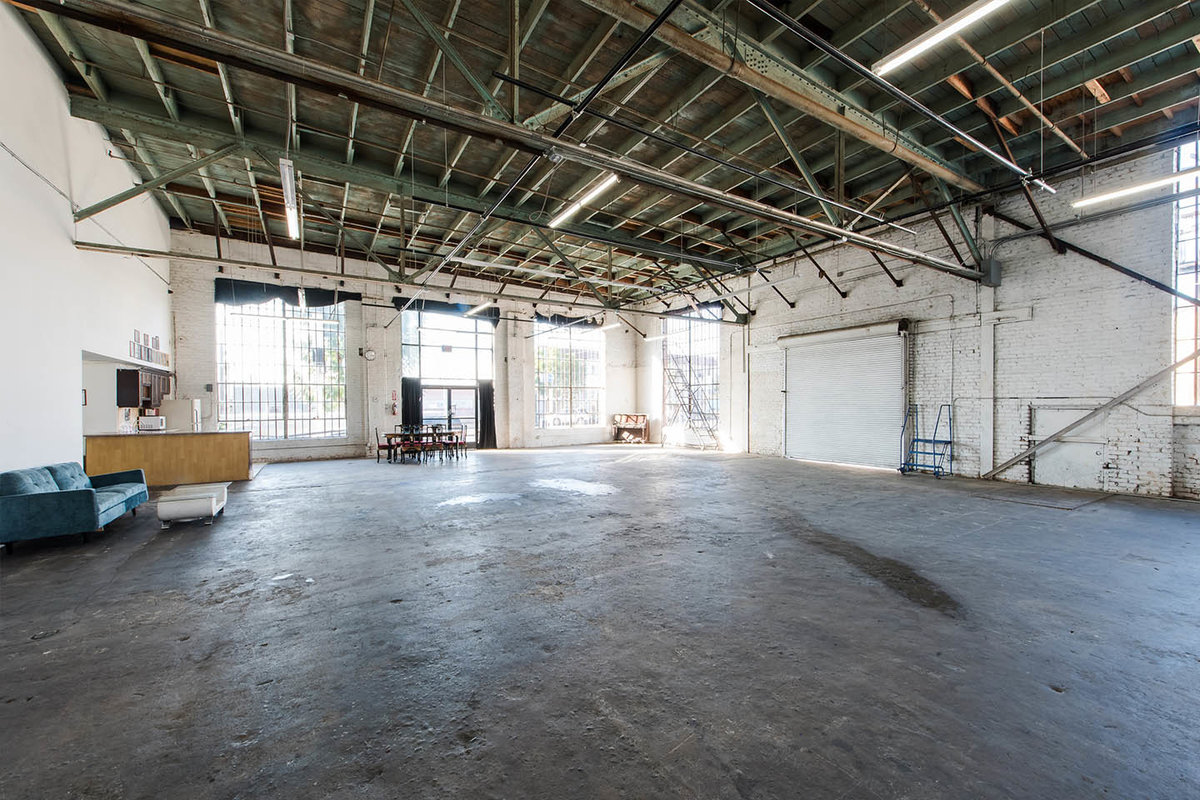 Storefront listing White Brick Warehouse in Los Angeles in South Los Angeles, Los Angeles, United States.