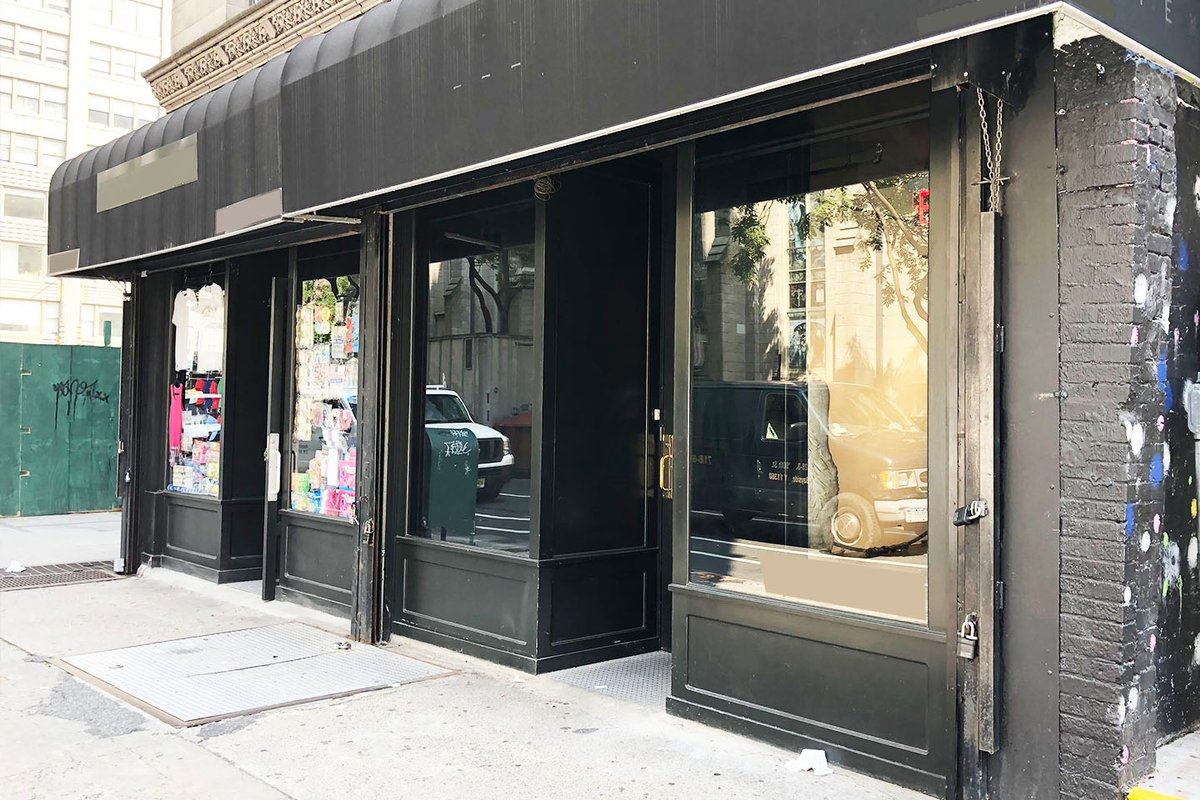 Storefront listing Chic Multi-Purpose Venue in Nomad in Flatiron District, New York, United States.