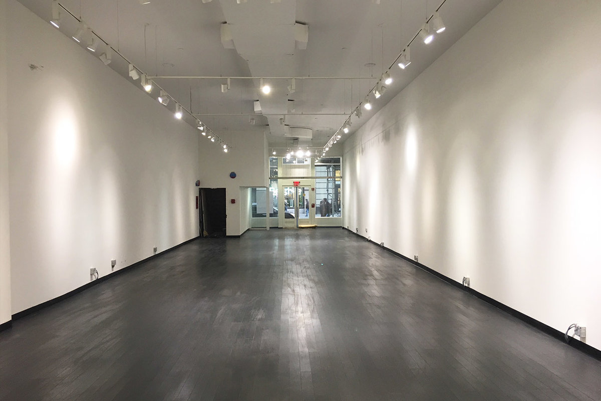 Storefront listing Boutique Space in Soho in SoHo, New York, United States.