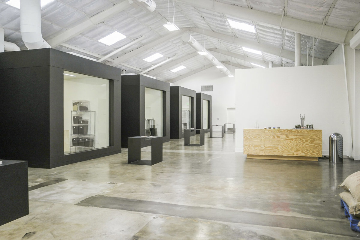 Storefront listing Modern Retail Space in Arts District in Arts District, Los Angeles, United States.