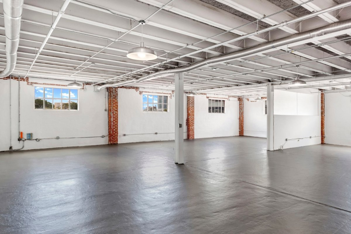 Storefront listing Industrial Wynwood Loft Space in Wynwood, Miami, United States.